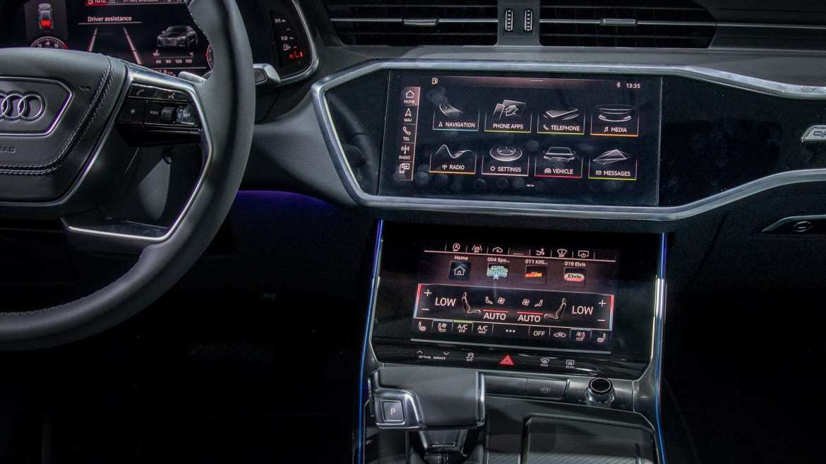 39 New 2019 Audi A7 Interior Price Design And Review