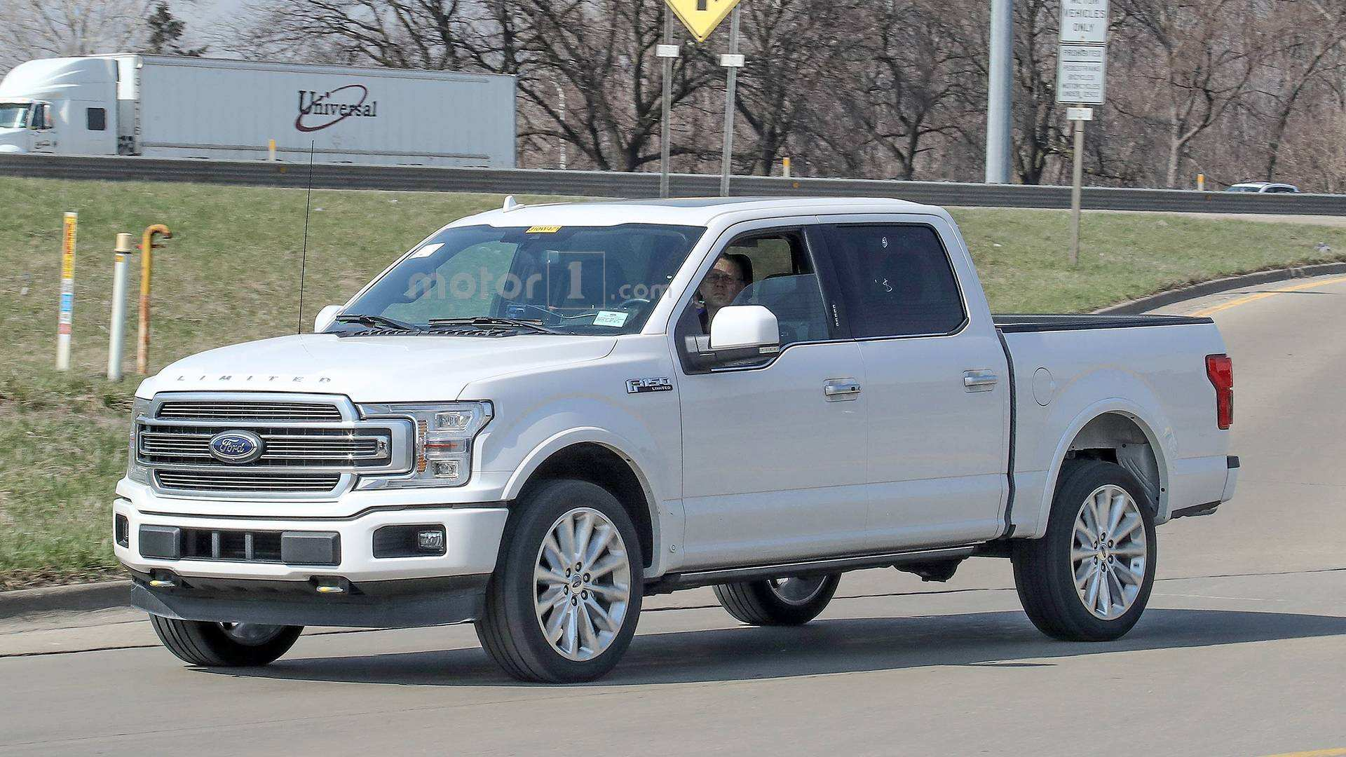 39 New 2019 Ford F 150 Limited Spesification
