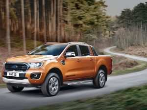 2019 Ford Wildtrak
