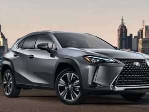 39 New 2019 Lexus Ux Hybrid Photos