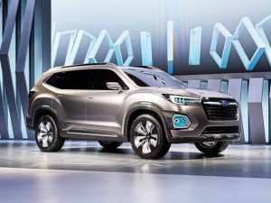 39 New 2019 Subaru Outback Redesign Spesification