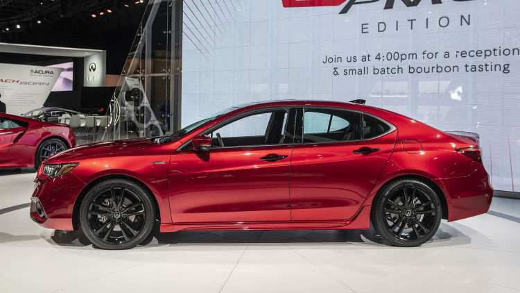 39 New 2020 Acura Tlx Pmc Edition Hp Overview