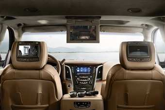 39 New 2020 Cadillac Escalade Interior New Concept