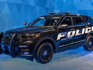39 New 2020 Ford Police Interceptor Utility Release Date and Concept