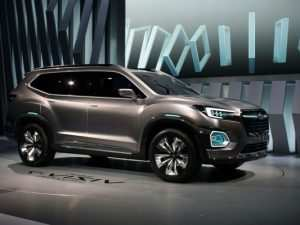 39 New 2020 Subaru Ascent Rumors Release Date and Concept