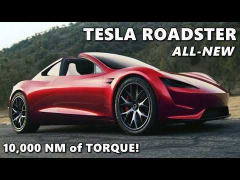 39 New 2020 Tesla Roadster Torque Specs And Review