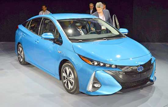 39 New 2020 Toyota Prius New Review