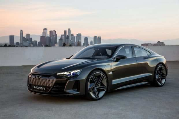39 New Audi E Tron Gt Price 2020 Configurations