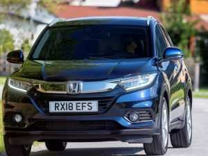 39 New Honda Hrv 2019 New Model and Performance