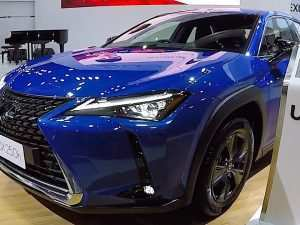 39 New Lexus Ux Hybrid 2020 Price and Review