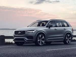 39 New Volvo Xc90 2020 Review First Drive