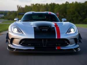 39 The 2019 Dodge Viper Acr Performance and New Engine