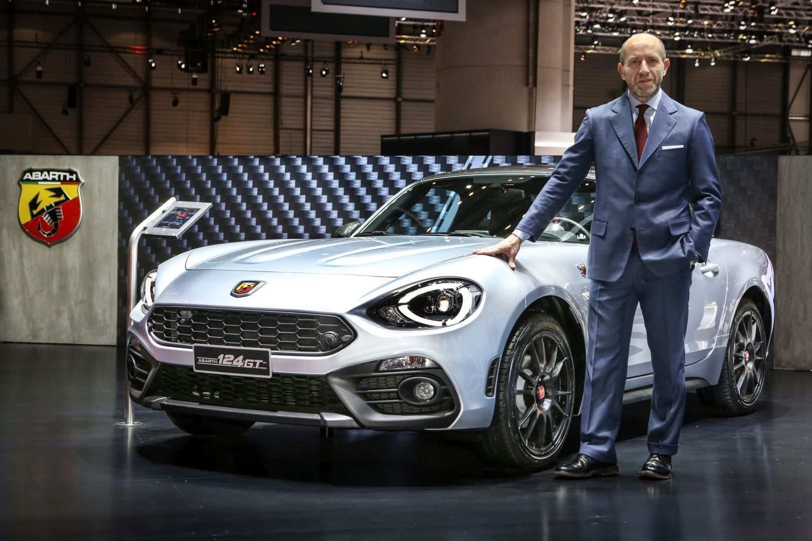 39 The 2019 Fiat 124 Gt New Review