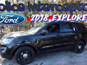 39 The 2019 Ford Interceptor Suv Exterior and Interior