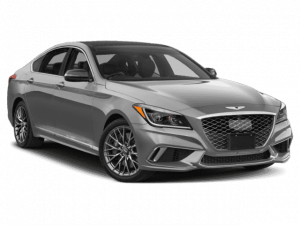 39 The 2019 Genesis G80 Exterior