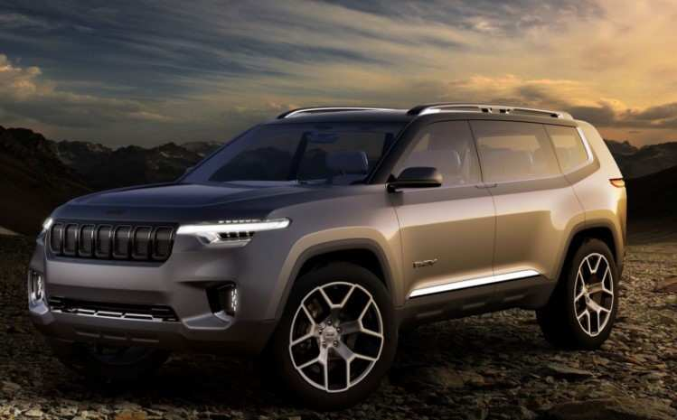 39 The 2019 Jeep Yuntu Performance