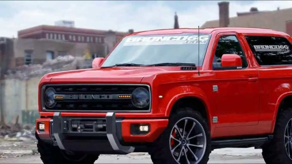 39 The 2020 Ford Bronco Wallpaper Concept
