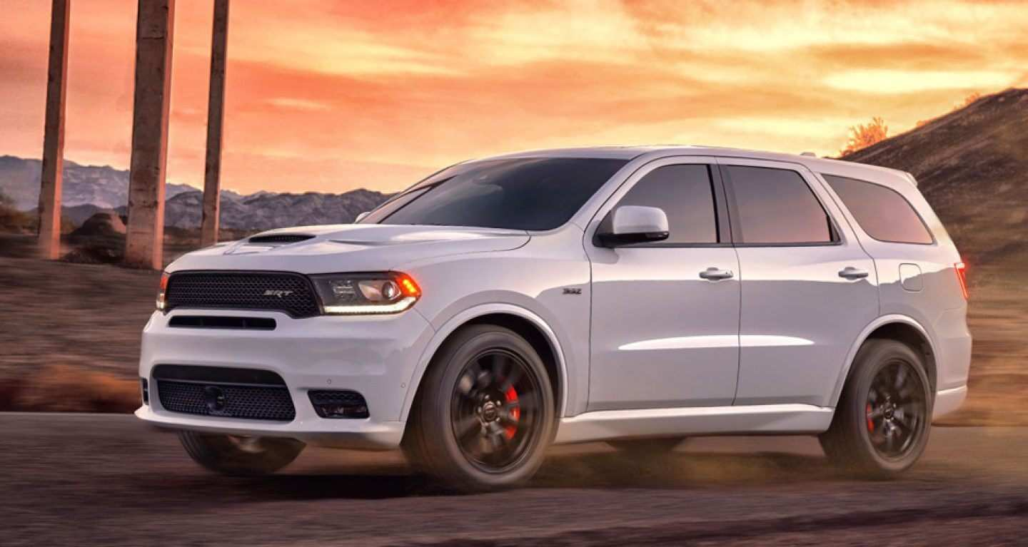 39 The Best 2019 Dodge Durango Price Redesign And Concept
