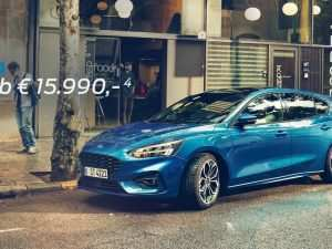39 The Best 2019 Ford Focus Sedan 2 Pictures
