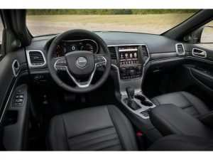 39 The Best 2019 Jeep Cherokee Interior New Concept