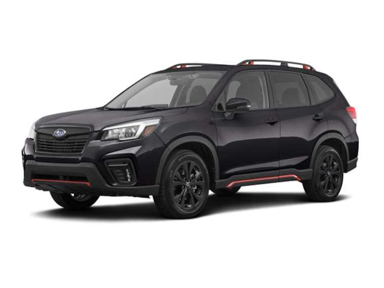 39 The Best 2019 Subaru Forester Sport Rumors