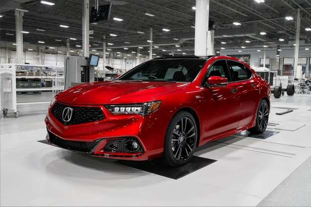 39 The Best 2020 Acura Tlx Pmc Edition Pricing