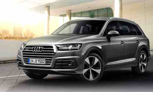 39 The Best 2020 Audi Q7 Changes Redesign