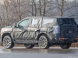 39 The Best 2020 Cadillac Escalade Spy Photos Concept and Review