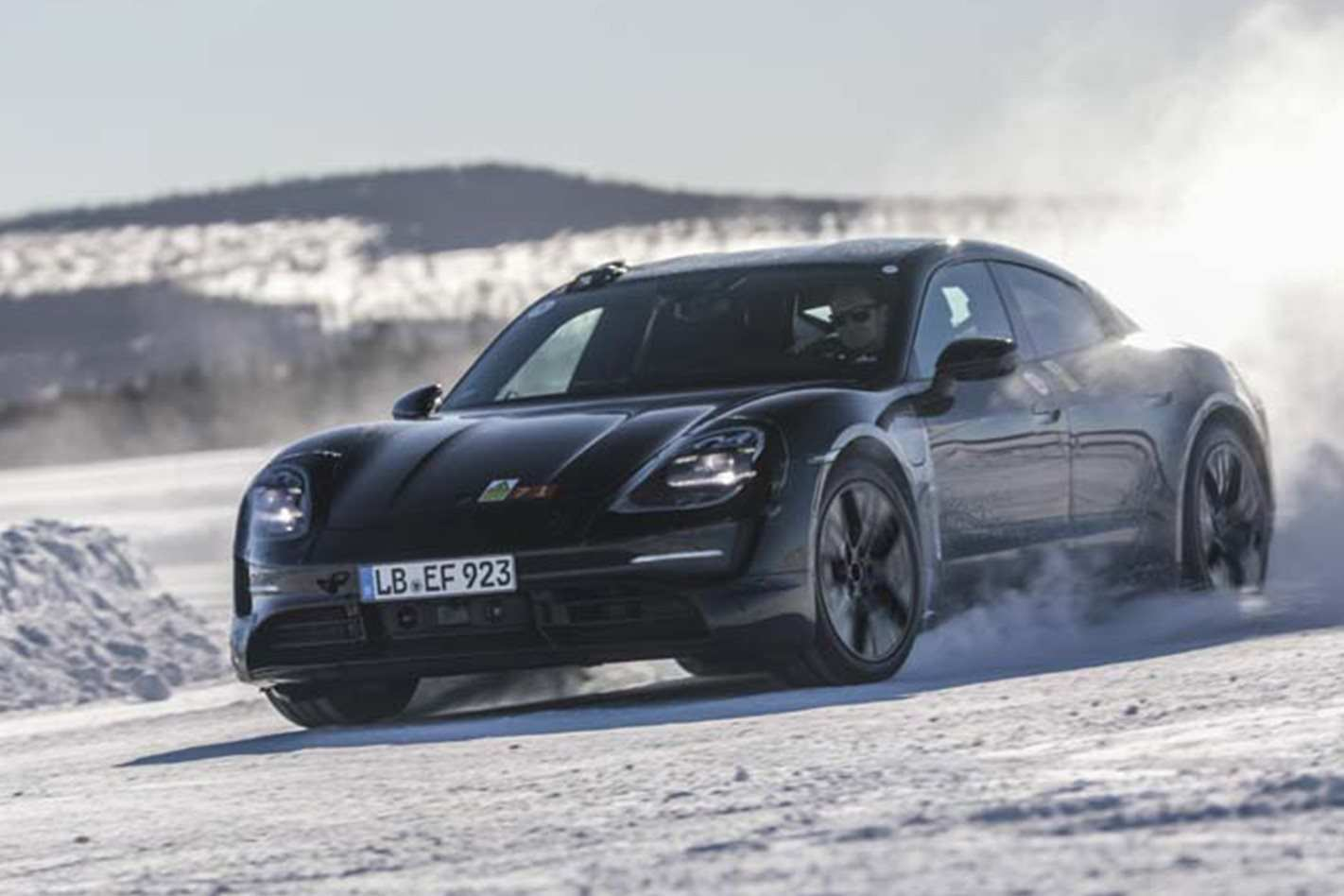 39 The Best 2020 Porsche Taycan Ratings