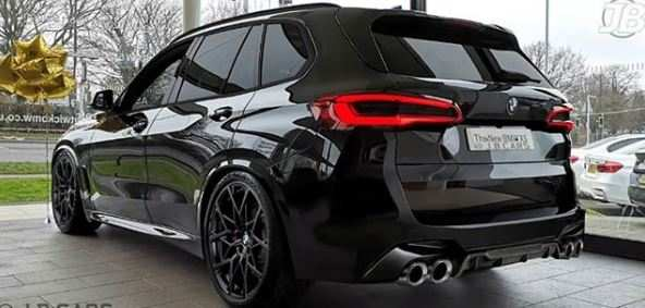 39 The Best BMW X5M 2020 Performance And New Engine