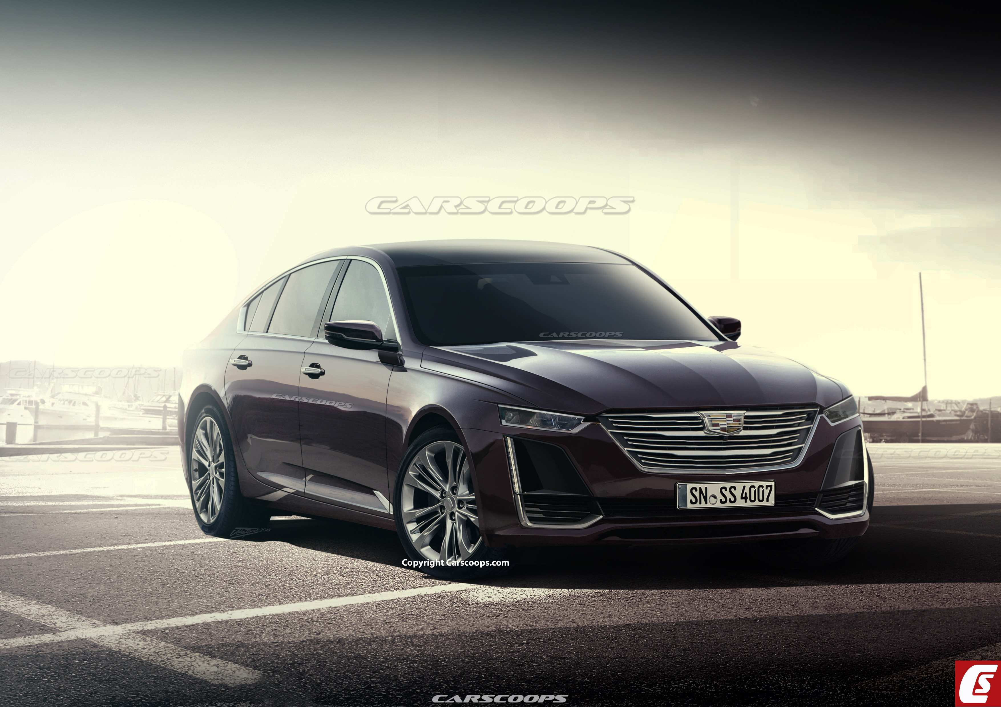 39 The Best Cadillac Ct5 2020 Price And Release Date