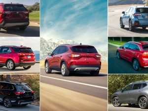 39 The Best Ford Hybrid Suv 2020 Specs and Review