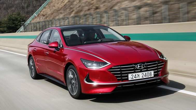39 The Best Hyundai New Sonata 2020 Pictures