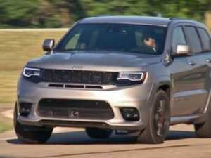39 The Best Jeep Grand Cherokee Srt 2020 Performance