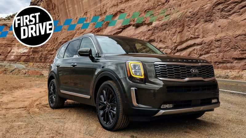 39 The Best Kia Telluride 2020 Review Images