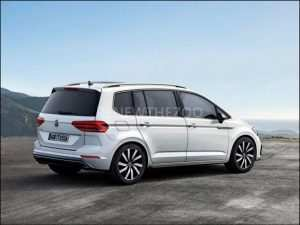 39 The Future Volkswagen Sharan 2020 Concept