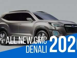 39 The Gmc Vehicles 2020 Research New