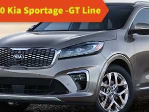 39 The Kia Sportage 2020 Model Price and Release date