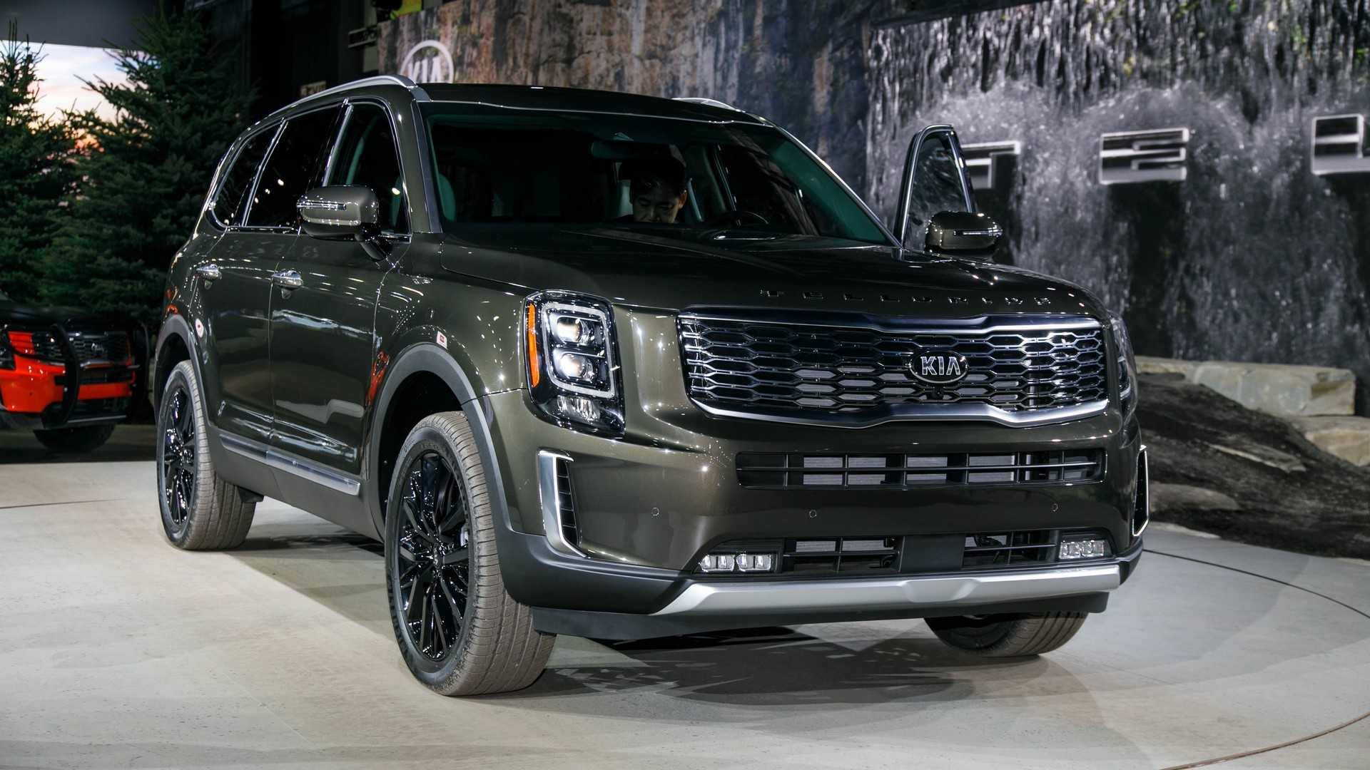 39 The Kia Telluride 2020 Release Date Performance And New Engine