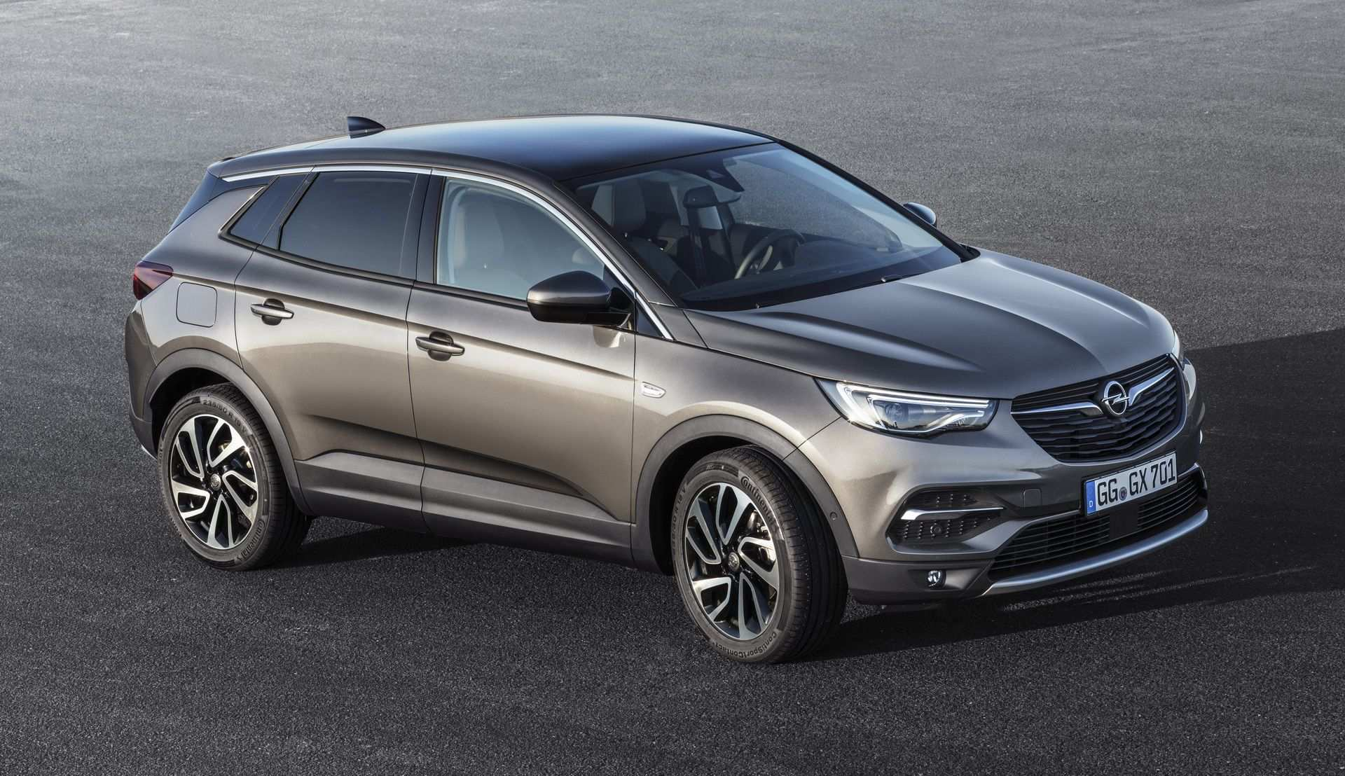 39 The Opel Grandland X Hybrid 2020 Redesign And Concept