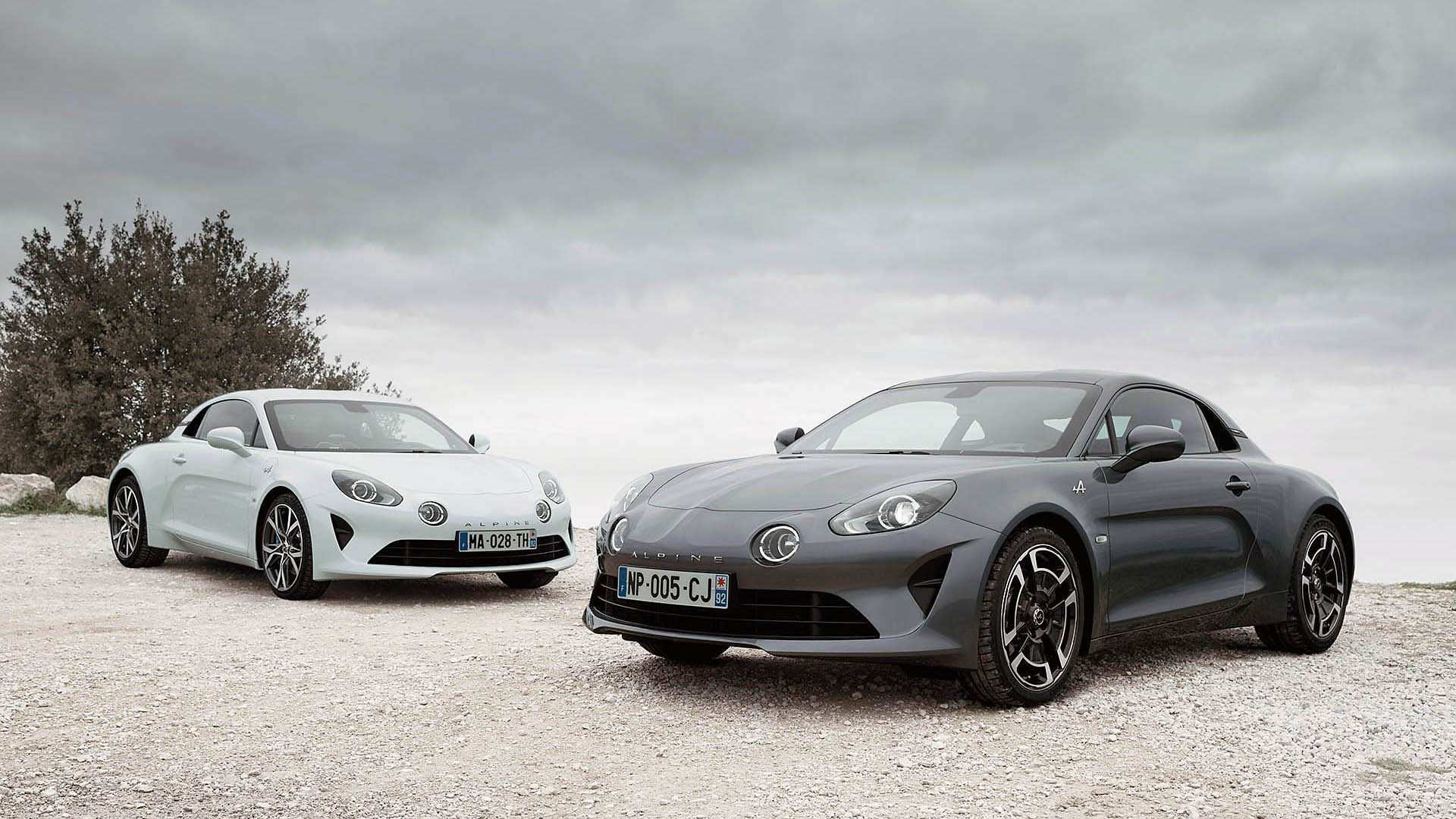 39 The Renault Alpine 2020 Picture