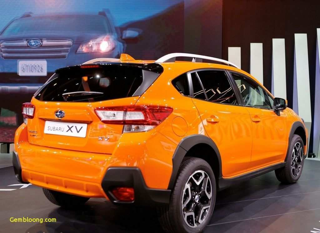 39 The Subaru Xv Crosstrek 2020 Research New