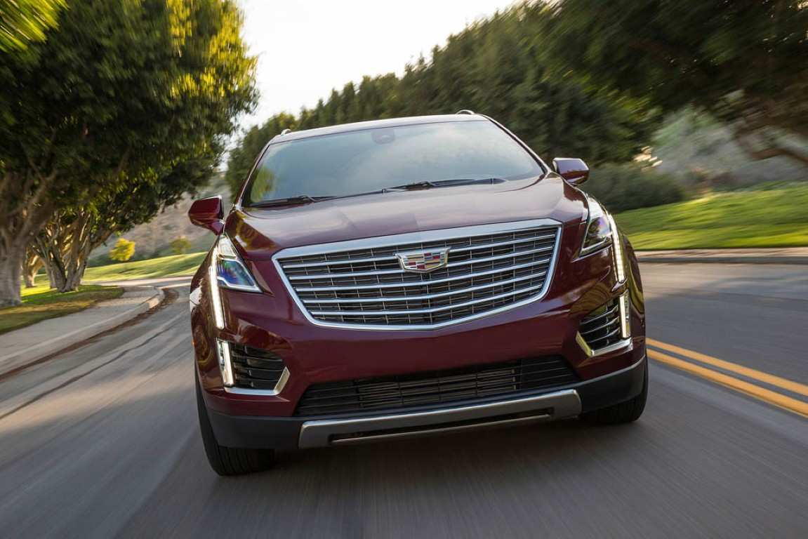 40 A 2019 Cadillac Release Date Exterior