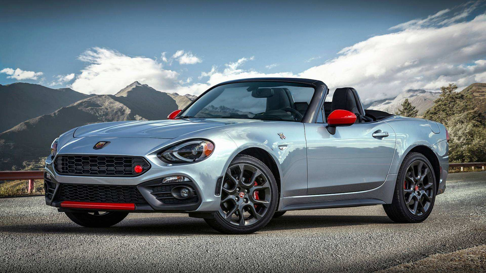 40 A 2019 Fiat 124 Release Date Ratings