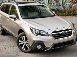 40 A 2019 Subaru Outback Next Generation Picture