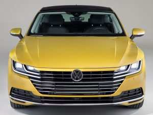 40 A 2019 Volkswagen Cc Performance and New Engine