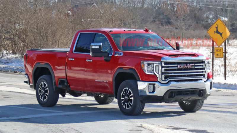 40 A 2020 Gmc Sierra 2500 Price And Release Date