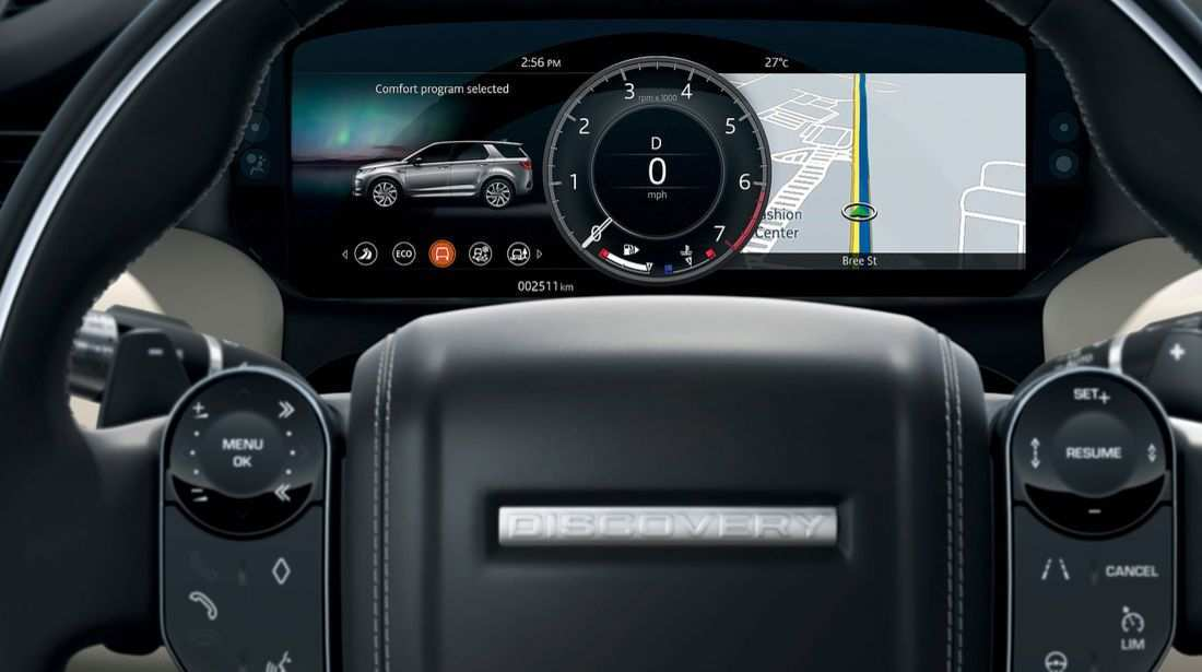 40 A 2020 Land Rover Discovery Sport Images