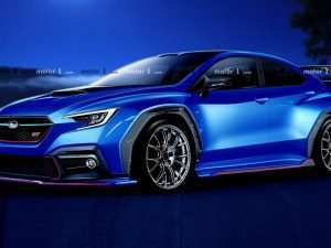 40 A 2020 Subaru Sti News Speed Test