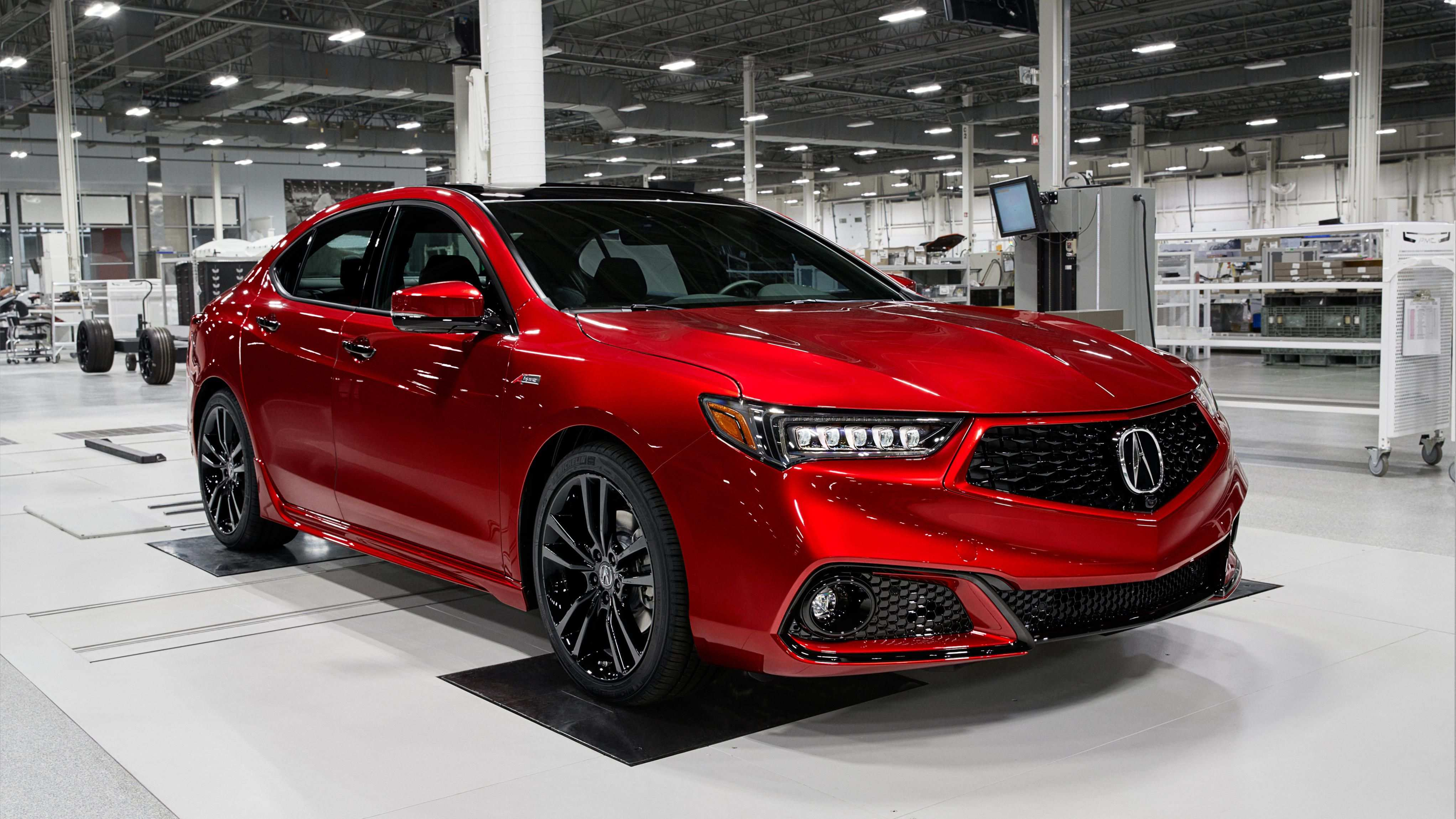 40 A Acura Tlx 2020 Release Date First Drive